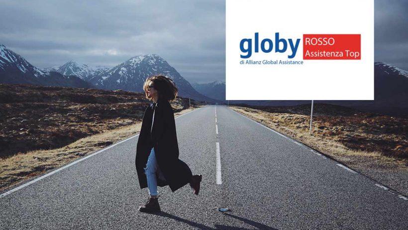 globy rosso assicurazione-viaggio