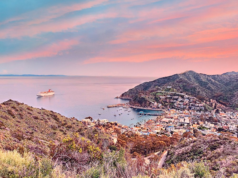 Avalon- santa catalina island