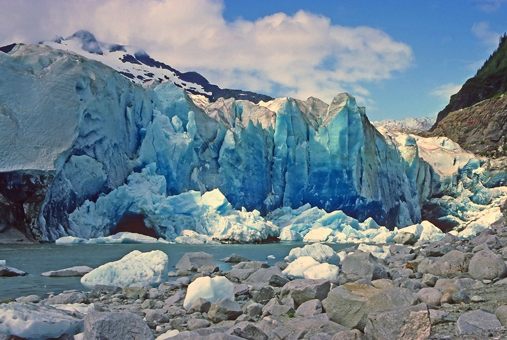 ghiaccio di mendenhall