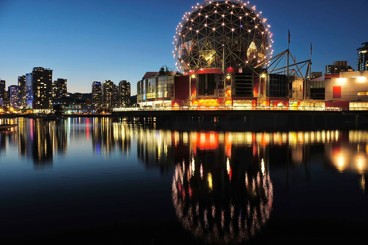 science center vancouver