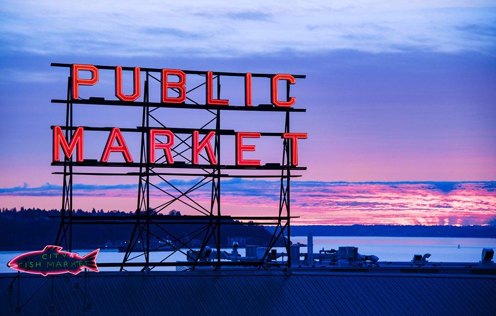 mercato public market seattle