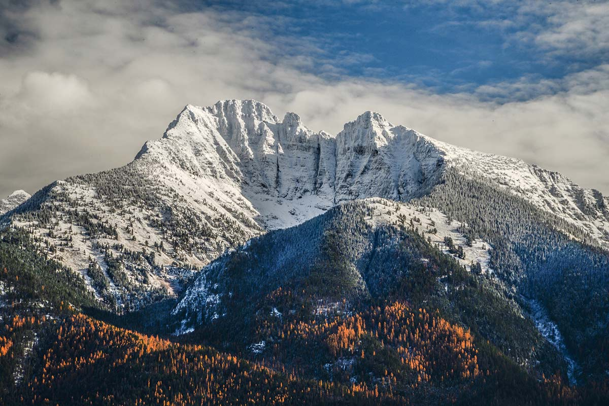 Mission Mountain Tribal Wilderness Montana