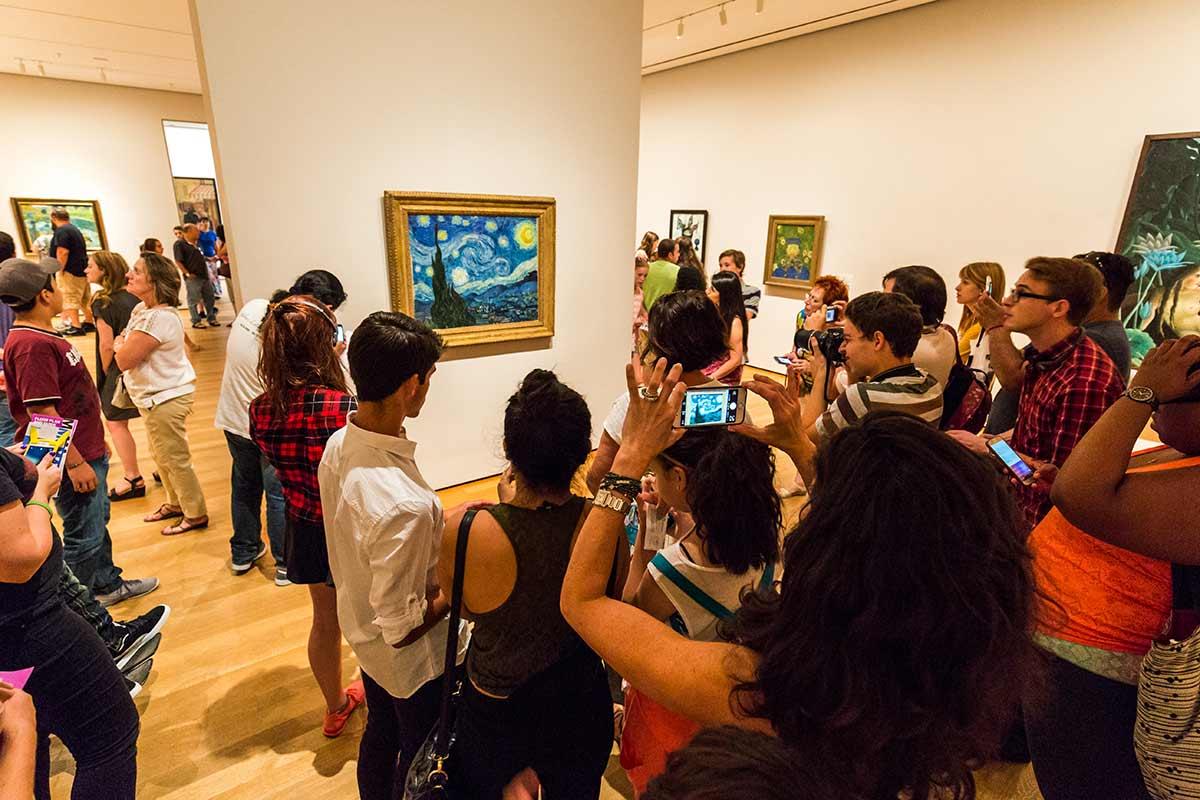 gallerie arte migliori new york