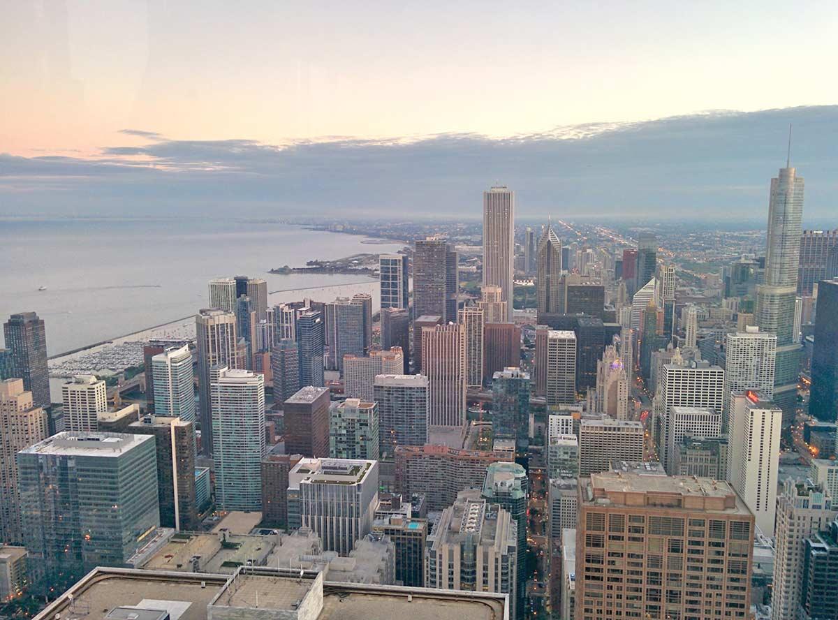visitare chicago