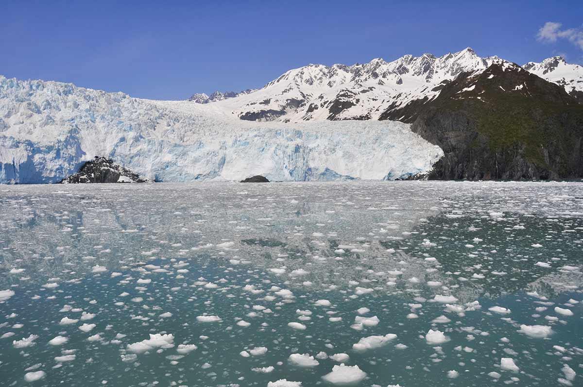 Aialik Parco nazionale di Kenai Fjords