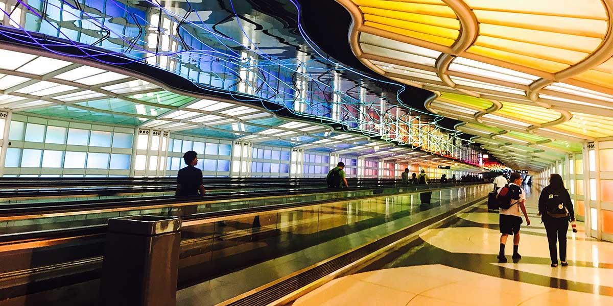 chicago aeroporto trasferimenti