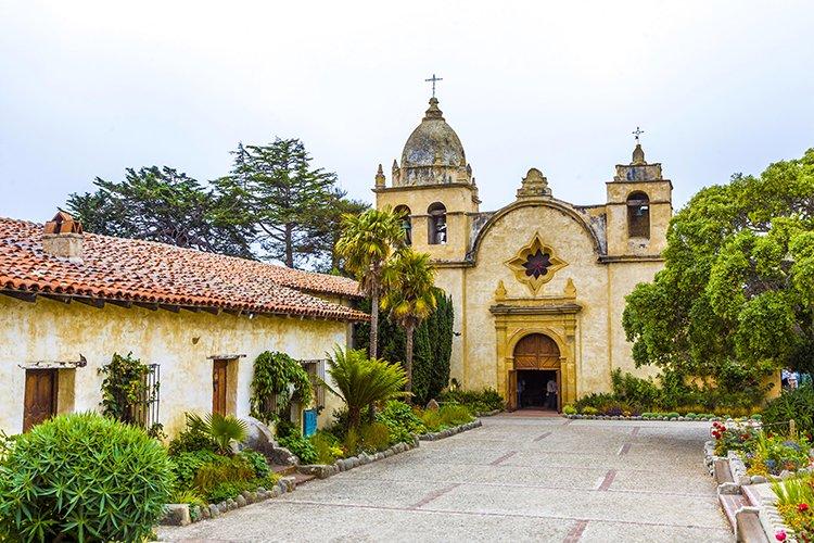 missione de Carmel