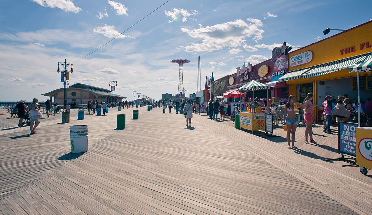 coney island dumbo