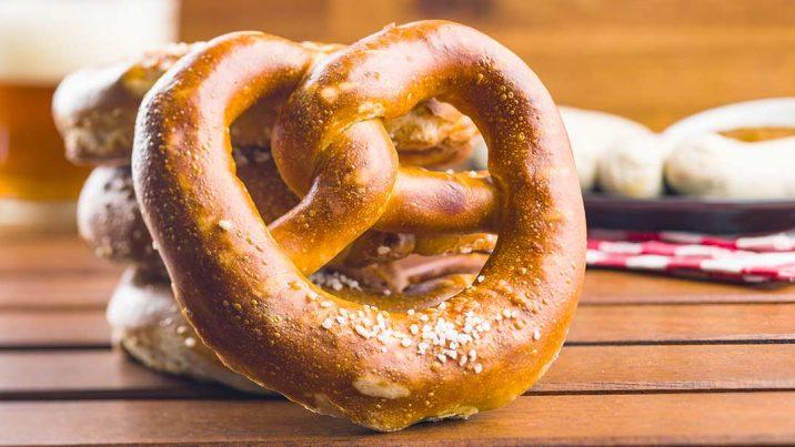 ricetta pretzel