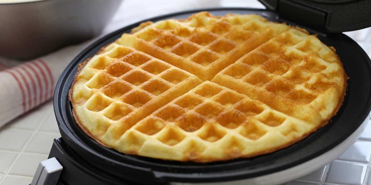 Ricetta Wafer Dolci.Ricetta Dei Waffle Originale Ingredienti E Preparazione Dei Waffle