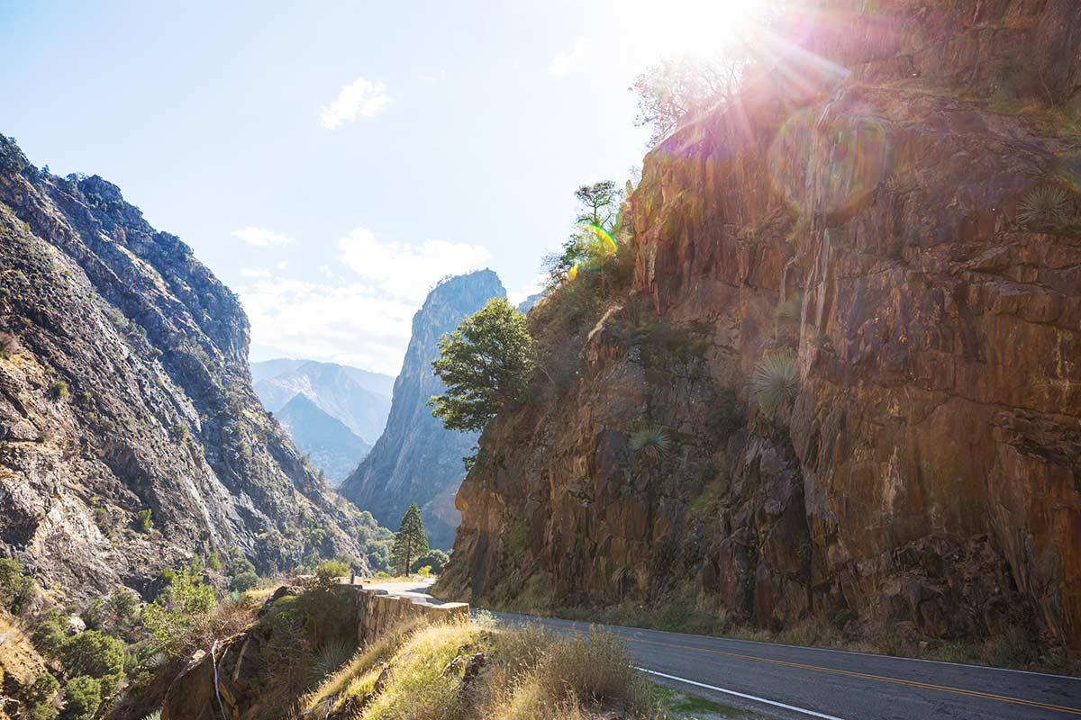 kings canyon california