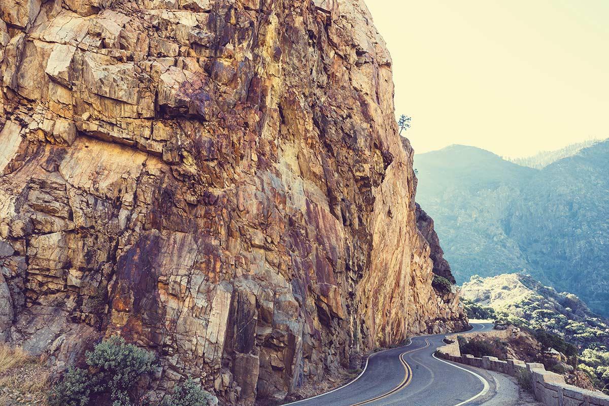 kings canyon viaggio usa