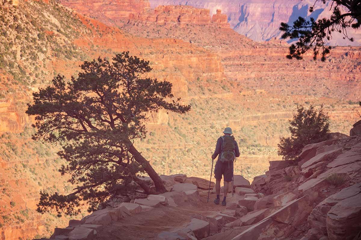 grand canyon south rim cosa vedere