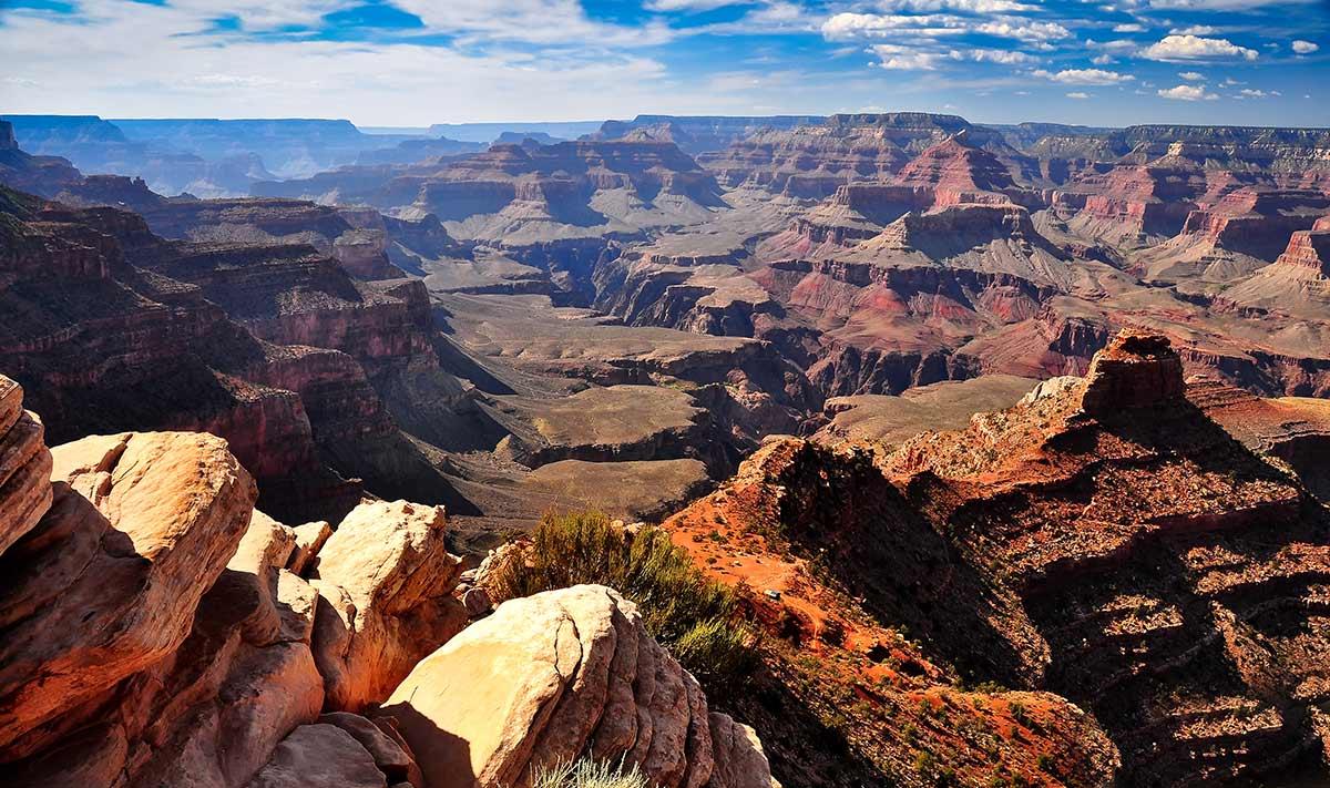 grand canyon south rim dove trova