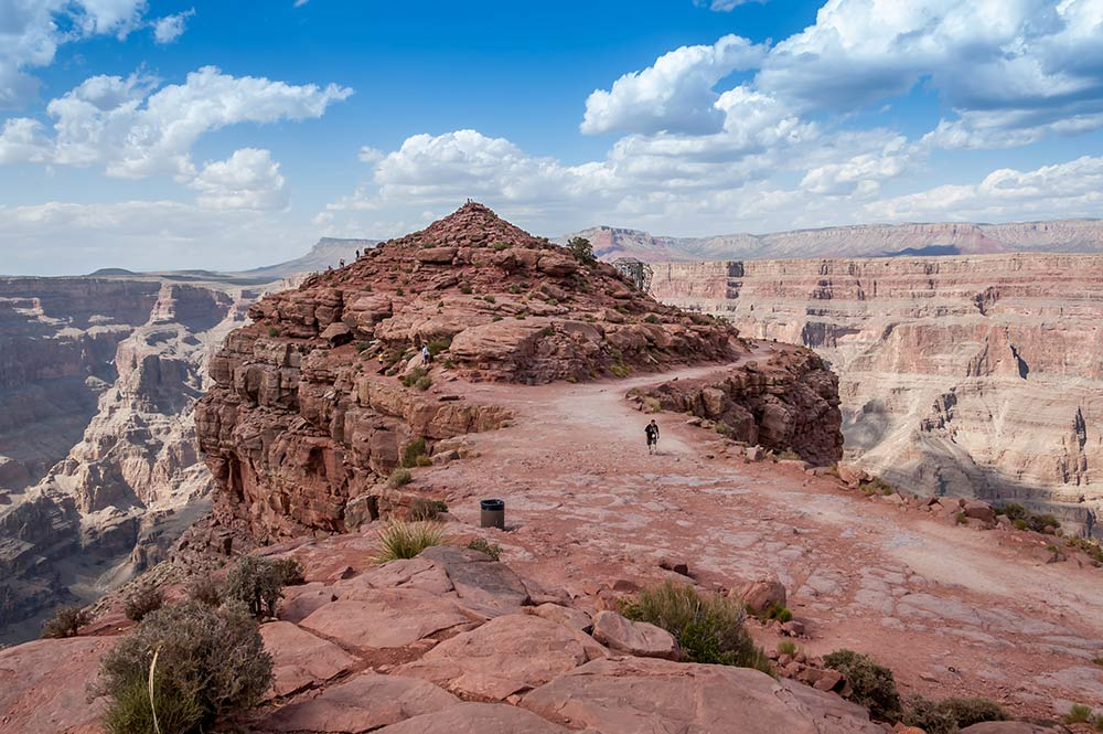 guano point grand canyon west rim