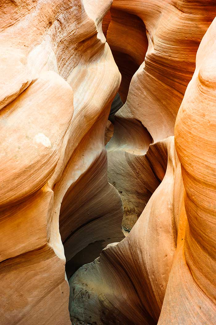 Peek-a-Boo Canyon