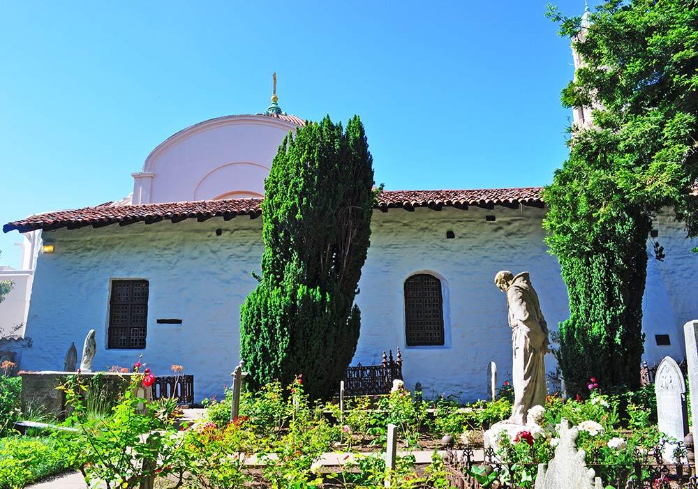 mission san francisco asis
